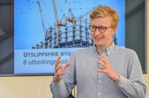 Utslippsfrie byggeplasser - Christian Eriksen Bellona