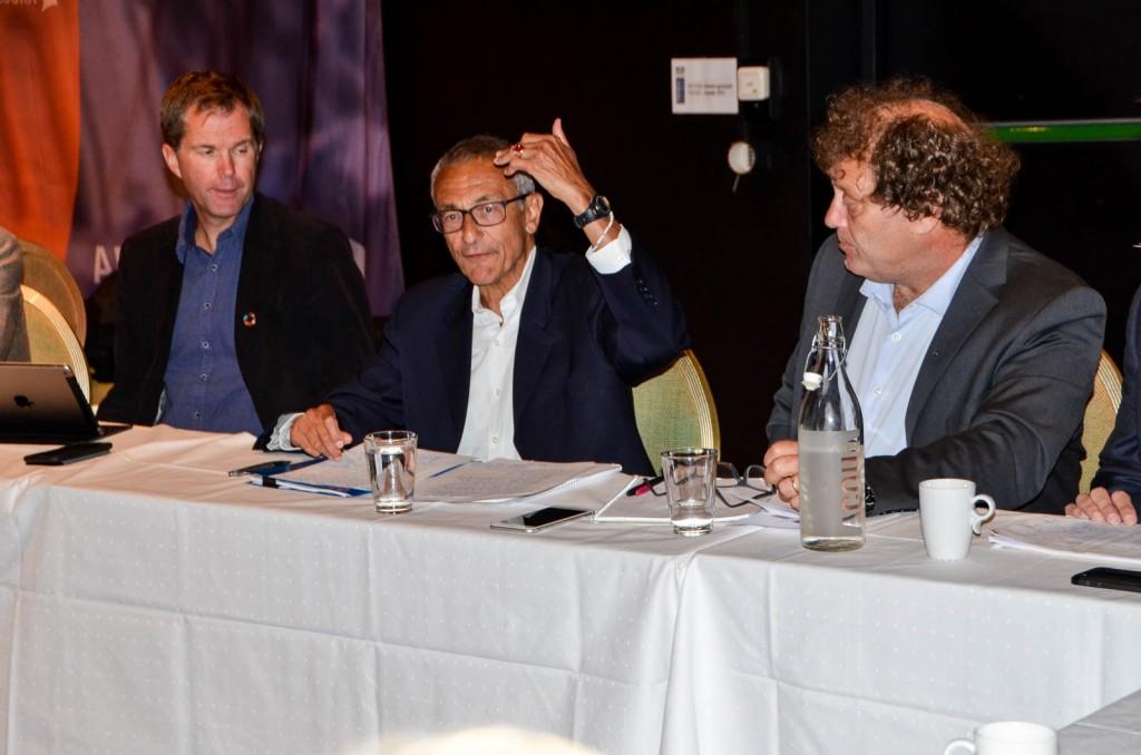 John Podesta rundebordskonferanse Arendalsuka