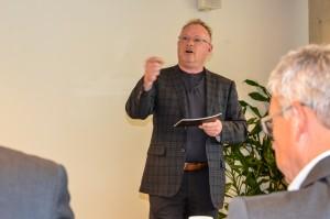IMTA-rapport fiskeriminister Per Sandberg
