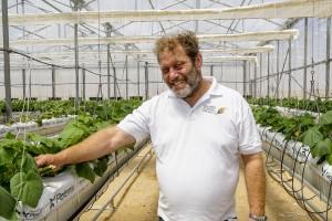 SFP Jordan - Frederic Hauge plukker agurker