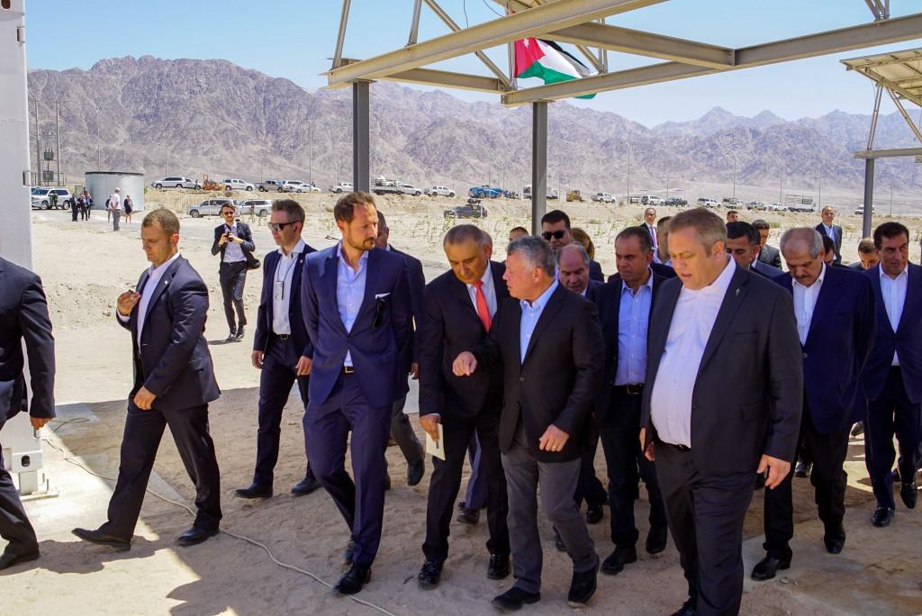 SFP åpnet i Jordan-1