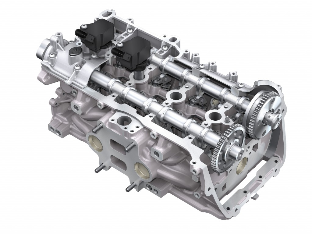 diesel engine exploded view