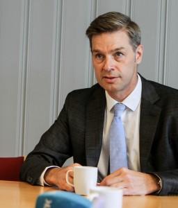 IFE sjef Kjeller Nils Morten Huseby