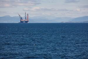 Olje gassplattform Norge