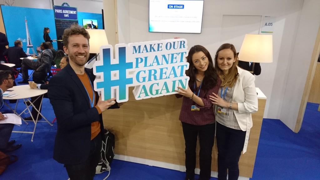 Bellona på klimatoppmøtet COP23 i Bonn