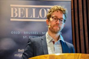 Olav Øye Bellona CCS-frokost