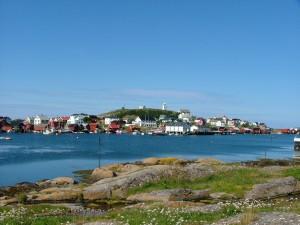 Sula ytterst på Frøya