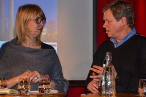 ccs-frokost ccs-frokost byrådssekretær Bettina Thorvik Per Brevik Norcem