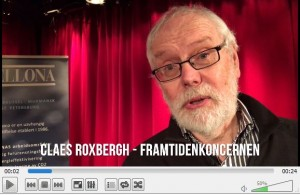 claes roxbergh video