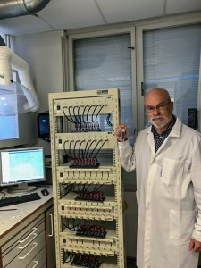 Rune Wendelbo, Graphene Batteries