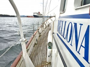 Bellona cruise