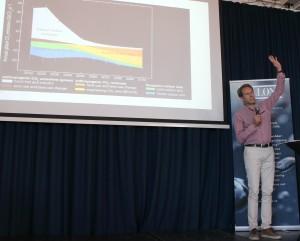 Sikter høyt: Svante Axelsson og Fossilfritt Sverige har laget veikart for klimakutt i en rekke bransjer.