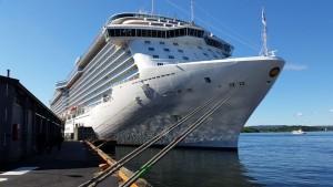 Illustrasjonsfoto (Oslo havn)