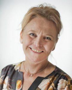 Solrun Hjelleflat, administrerende direktør i Flåm AS