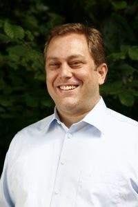Joakim Hauge, leder Bellonas bio-program