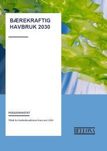Bærekraftig Havbruk 2030