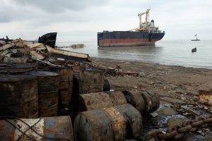 Photo by NGO Shipbreaking Platform 2014 - Chittagong