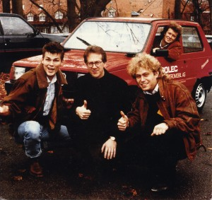 harket hauge elbil 1989 aha a-ha