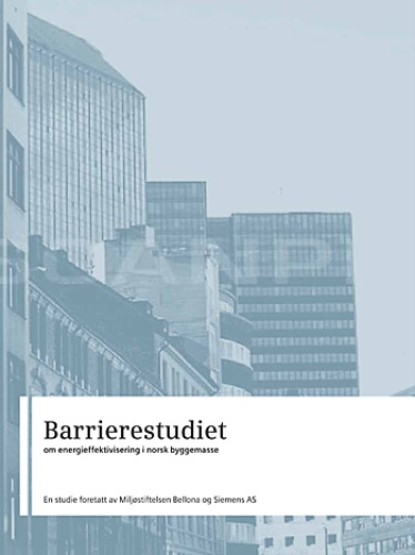 Barrierestudiet