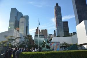 NY FNs klimatoppmøte