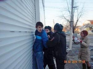 Sotsji-aktivist arresteres