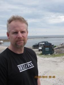 Karl Kristensen besøker Mexicogolfen 5 år etter BP-ulykken