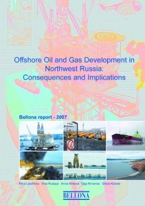 Offshore Oil and Gas Development in Northwest Russia