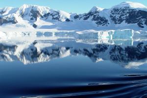 Is og snø i arktiske strøk