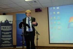 Frederic på atomsikkerhetskonferanse Murmansk