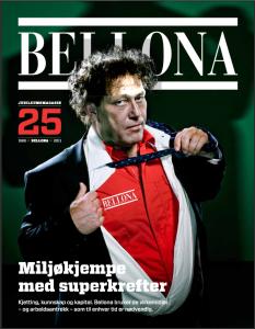 Jubileumsmagasinet Bellona 25 år