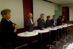 Frederic Hauge på miljøkrimkonferanse