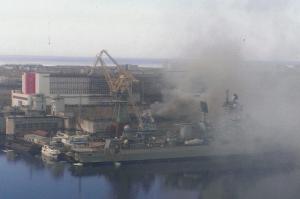 ubåtbrann russland