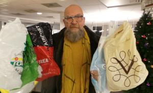 Olaf Brastad om plastposer