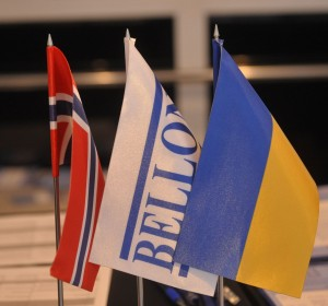 Bellona_Norwegian_Ukrainian_flags