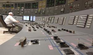 kursk NPP control room