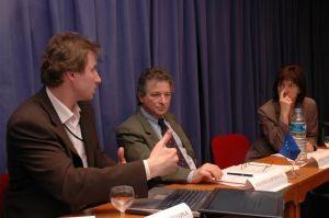 Lepse seminar at Bellona Europe office
