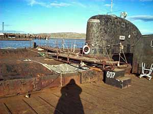 Russian Naval Negligence Sinks Retired Nuke Sub in Barents
