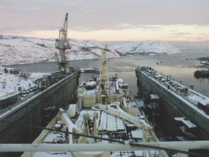 Defuelled Kursk will join submarine graveyard - Bellona org