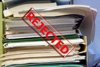 rejected documents (Frontpage ingress image)