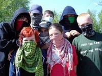 protest camp (Frontpage ingress image)
