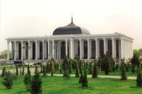 turkmenistan national assembly (Frontpage ingress image)