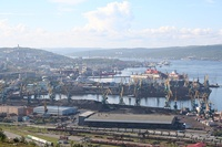 murmansk harbour (Frontpage ingress image)