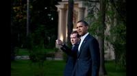 obama and medvedev (Frontpage ingress image)