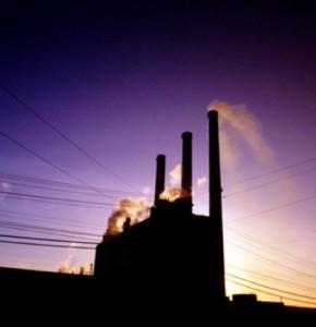 coal plant (Frontpage ingress image)