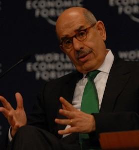 ElBaradei (Frontpage ingress image)