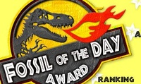 Fossil of the Day Award  (Frontpage ingress image)