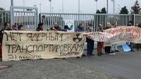 Gronau protest (Frontpage ingress image)