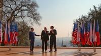 Obama Medevedev Prague (Frontpage ingress image)