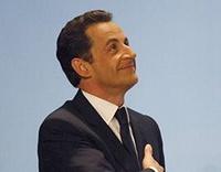 Nicolas Sarkozy (Frontpage ingress image)