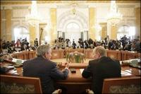 Bush Putin Summit (Frontpage ingress image)